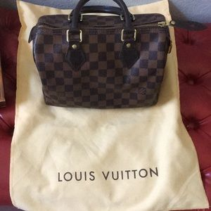 Louis Vuitton Boston bag
